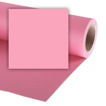 Colorama Background Paper 2.18m x 11m Carnation