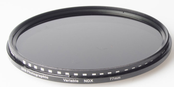 SRB ND Fader Filter 62mm